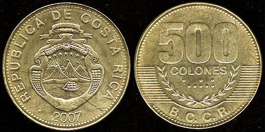 CRC-500-colones-costarricense