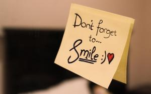 Dont-Forget-To-Smile-Happy-Smile-Day-Note